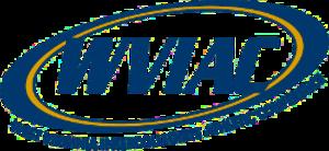West Virginia Intercollegiate Athletic Conference - Image: West Virginia Intercollegiate Athletic Conference logo