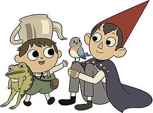List of Over the Garden Wall characters - Wikipedia