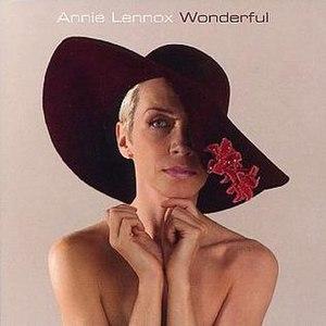 Wonderful (Annie Lennox song) - Image: Wonderful Annie Lennox