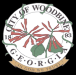 Official seal of Woodbine, Georgia