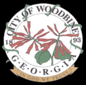 Woodbine, Georgia - Image: Woodbine City Logo