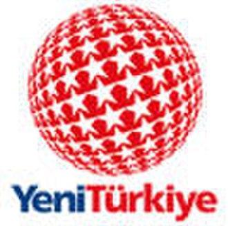 New Turkey Party (2002) - Image: Yeni Türkiye Partisi (emblem)