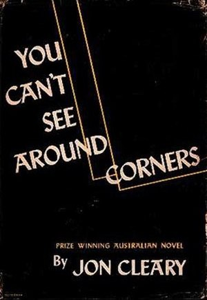 You Can't See 'Round Corners - First US edition
