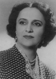 Zara Dolukhanova Soviet operatic singer