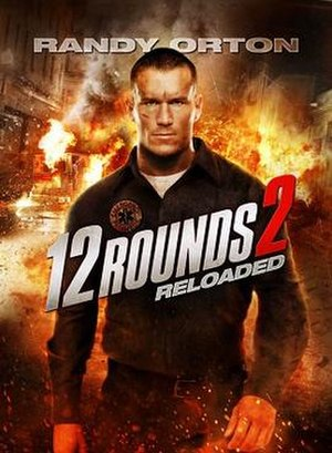 12 Rounds 2: Reloaded - DVD cover