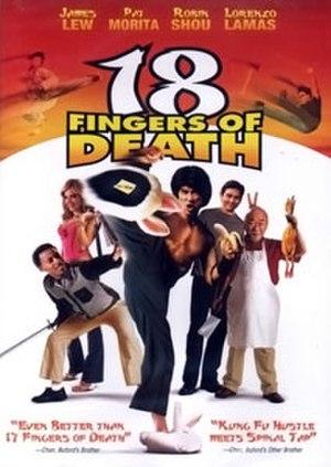 18 Fingers of Death! - Image: 18fingersofdeath