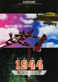 <i>1944: The Loop Master</i> 2000 video game