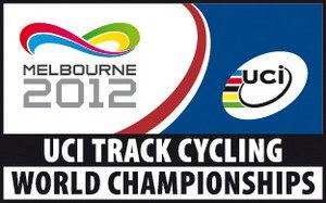 2012 UCI Track Cycling World Championships - Image: 2012 UCI Track Cycling World Championships logo