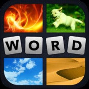 4 Pics 1 Word - App icon