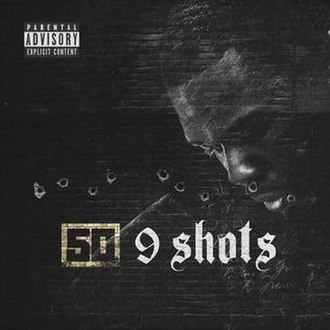 50 Cent — 9 Shots (studio acapella)