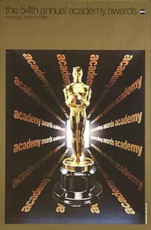 54th Academy Awards - Image: 54th Academy Awards
