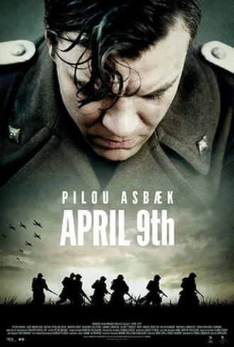 April 9th (film) - Film poster