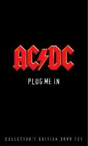 Plug Me In - Image: AC DC Plug Me In