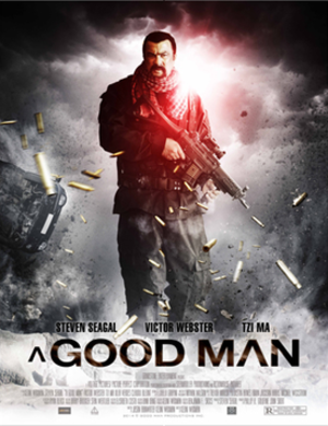 A Good Man (2014 film) - Official movie poster