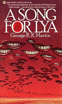 A Song for Lya (George R. R. Martin anthology - front cover).jpg