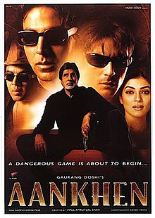 Aankhen 2002 Film Wikipedia