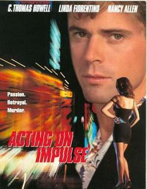 Acting on Impulse - theatrical poster