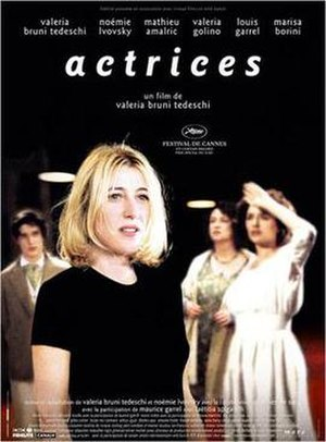 Actrices - Film poster