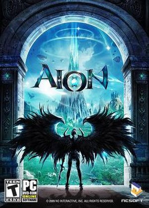 Aion: Upheaval - Image: Aion TTE