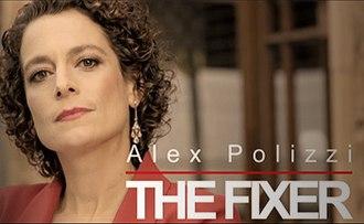 Alex Polizzi: The Fixer - Image: Alexpolizzithefixer