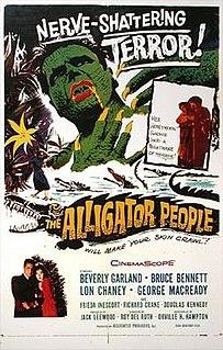 <i>The Alligator People</i> 1959 film