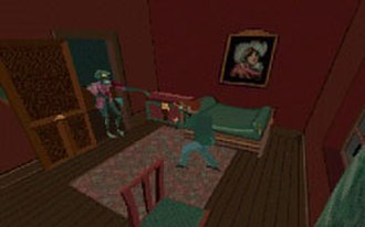 Survival horror - Alone in the Dark (1992) is considered a forefather of the survival horror genre, and is sometimes called a survival horror game in retrospect.