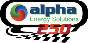 Alpha Energy Solutions 250 - Image: Alpha Energy Solutions 250 logo