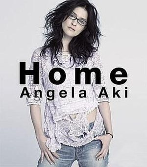 Home (Angela Aki album) - Image: Angelahome