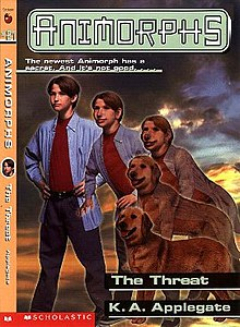 Animorphs 21 The Threat.jpg