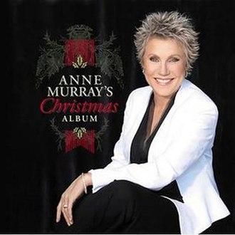 Anne Murray's Christmas Album - Image: Anne Murray X Mas Album