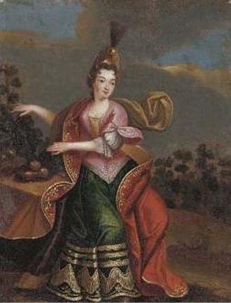 Anne Henriette of Bavaria - Image: Anne Marie Victoire de Bourbon Gobert detail