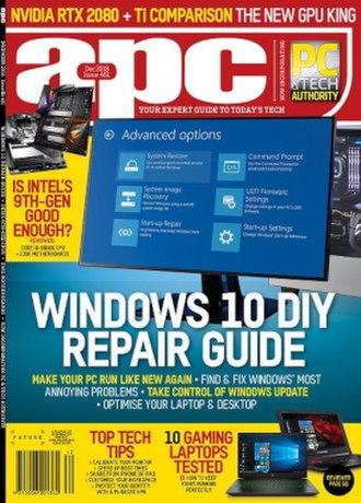 APC (magazine) - Image: Apc 461 cover