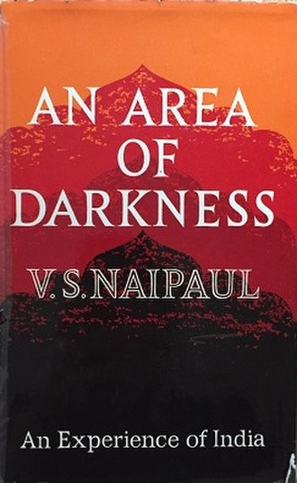 An Area of Darkness - First edition cover