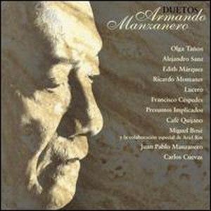 Duetos (Armando Manzanero album) - Image: Armando Manzanero Duetos