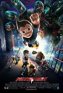 astro boy film wikipedia