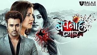 <i>Bepanah Pyaar</i> Indian television series