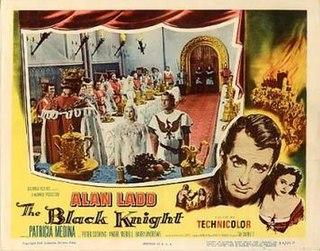 <i>The Black Knight</i> (film) 1954 film by Tay Garnett