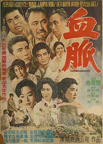 Blood Relation (film) - Theatrical poster for Blood Relation (1963)