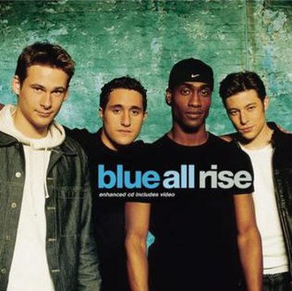 All Rise (song) - Image: Blue All Rise