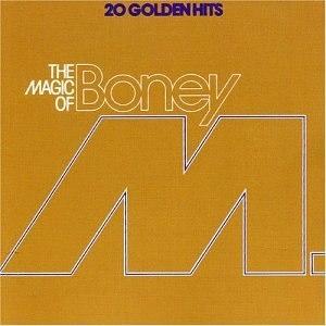 The Magic of Boney M. – 20 Golden Hits - Image: Boney M. The Magic Of Boney M. 20 Golden Hits (CD)