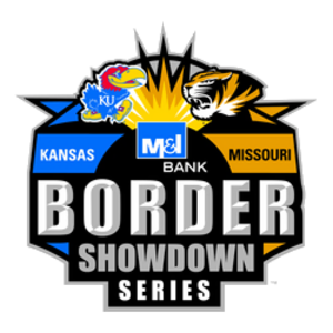 M&I Bank Border Showdown Series - Image: Border Showdown logo