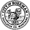 Official seal of Bozeman