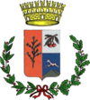 Coat of arms of Burcei