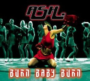 Burn Baby Burn (song) - Image: Burn Ash One