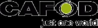 CAFOD - Logo.