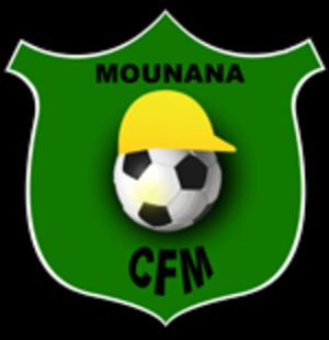 CF Mounana - Image: CF Mounana (logo)