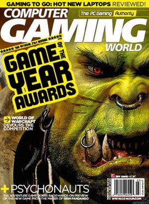 Computer Gaming World - Computer Gaming World Issue 249 - March 2005