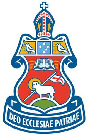 Canberra Grammar School - Canberra Grammar School crest. Source: www.cgs.act.edu.au (Canberra Grammar School website)