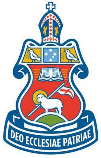 Canberra Grammar School - Canberra Grammar School crest. Source: www.cgs.act.edu.au (Canberra Grammar School website)