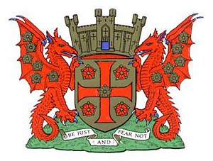 City of Carlisle - Image: Carlisle City Council coat of arms
